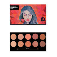SUGAR Blend The Rules Eyeshadow Palette - 01 Vogue