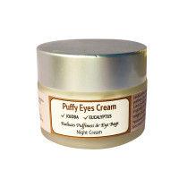 Mirah Belle Jojoba - Eucalyptus Puffy Eyes Cream