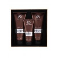 The Man Company Mighty Trio Face Wash, Body Wash & Shampoo - Set Of 3