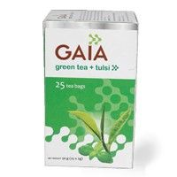 Gaia Green Tea Tulsi