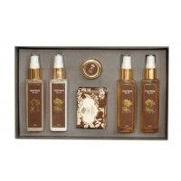 Roots & Above Ayurvedic Forest Woods Aromatherapy Kit - Gift Pack