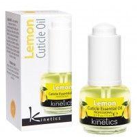 Kinetics Lemon Cuticle Essential Oil