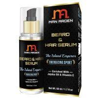 Man Arden Beard & Hair Serum - The Island Emperor