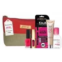 Nykaa Day Time Glam Red Pouch - Pink