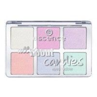 Essence All About Eyeshadow Palette - 02 Candies