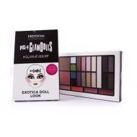 Freedom Glamacademy look palette Exotica Doll