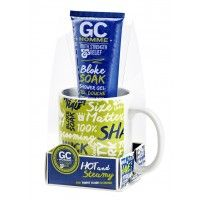 Grace Cole Sport Hot & Steamy Mens Bath Combo