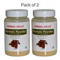 Herbal Hills Haritaki Powder - Pack Of 2