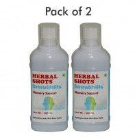 Herbal Hills Smrutihills Herbal Shots (Pack of 2)