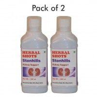 Herbal Hills Stonhills Herbal Shots (Pack of 2)
