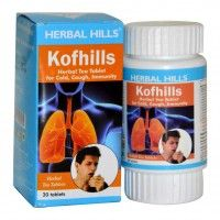 Herbal Hills Kofhills Herbal Tea 30 Tablets