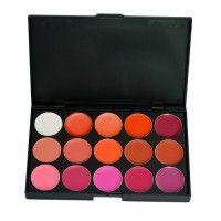 MIB Lipstick Pallete LPL15 - 02