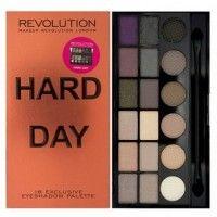 Makeup Revolution Salvation Eyeshadow Palette - Hard Day