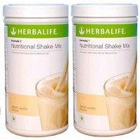 Herbalife Formula 1 Nutritional Shake French Vanilla - Pack of 2