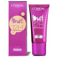 L'Oreal Paris Mat Magique 12H Bright Mat Foundation - N1