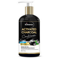 St.Botanica Activated Charcoal Hair Conditioner