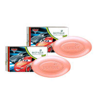 Biotique Disney Cars Bio Nutty Almond Nourishing Soap - Pack of 2
