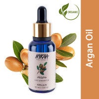 Nykaa Naturals Argan Facial Oil - Pure Cold Pressed