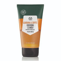 The Body Shop Guarana And Coffee Energising Cleanser For Men