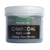 Inatur Charcoal Face Mask