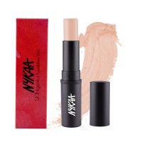 Nykaa SKINgenius Foundation Stick Conceal Contour & Corrector - Creamy Bisque 01