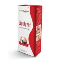 NutroActive Lipolyzer Fat Burning Oil For Slimming & Inch Loss