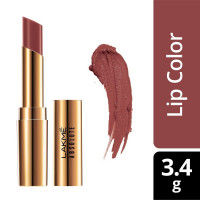 Lakme Absolute Argan Oil Lip Color - Mauve-It