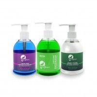 MCaffeine Bath Essentials Combo- Caffeine Shampoo + Neem Caffeine Face Wash + Caffeine Shower Gel