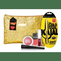 Maybelline New York Ultimate Make Up Kit - Ravishing Red
