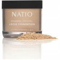 Natio Mineral Crystal Loose Foundation
