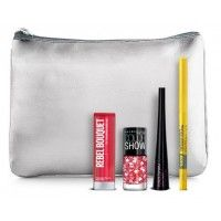 Maybelline New York Valentines Kit - Shy Silver