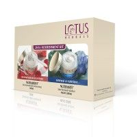 Lotus Herbals 24 Hours Nourishment Kit(Special Offer)(Save Rs.185)
