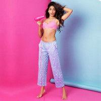 Prettysecrets Cotton Pajama - Blue