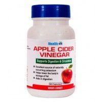 Healthvit Apple Cider Vinegar 60 Capsules
