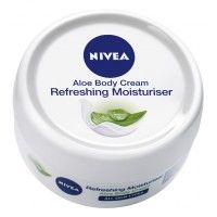 Nivea Aloe Body Cream Refreshing Moisturiser