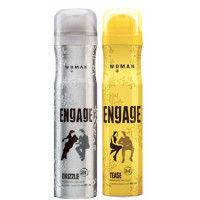Engage Woman Deodorant Combo