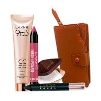 Lakme Everyday Combo + Free Wallet