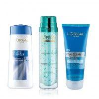 L'Oreal Paris Daily Regime For Dry Skin