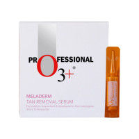 O3+ Meladerm Tan Removal Solution Set Of 3ml x 15 Ampoules