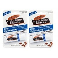 Palmer's Cocoa Butter Formula Lip Balm SPF 15 Pack Of 2