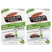 Palmer's Cocoa Butter Formula Lip Balm SPF 15 - Dark Chocolate & Mint Pack Of 2