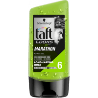 Schwarzkopf Taft Looks Marathon Power Gel Long Lasting Hold 6