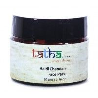 Tatha Nature's Blessing Haldi Chandan Face Pack