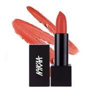 Nykaa So Matte Lipstick - Orange Vice 08 M