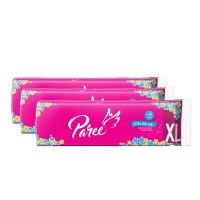Paree Extra Soft Feel Pads - XL (Combo Of 3)