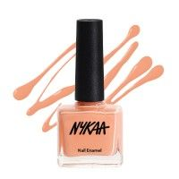 Nykaa Pastel Nail Enamel - Peach Souffle, No.12