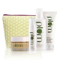 PlumSkin Care Kit For Oily & Acne Prone Skin