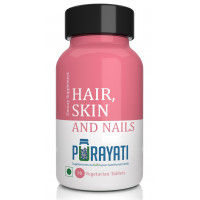 Purayati Vitamins For Hair Skin And Nails - 90 Tablets