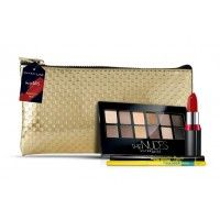 Maybelline New York Glam On The Go Kit - Red