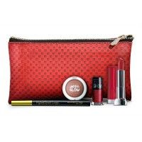 Maybelline New York Party Specials Kit - Red